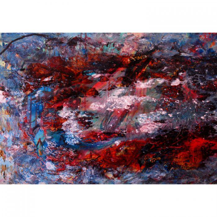 audra, paveikslas, tapyba, akriline, aliejine, abstrakcija, abstrakti, menas, gediminas bytautas