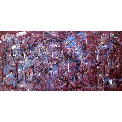 tapyba, paveikslas, paveikslai, impresija, abstrakcija, aliejine, menas, gediminas bytautas