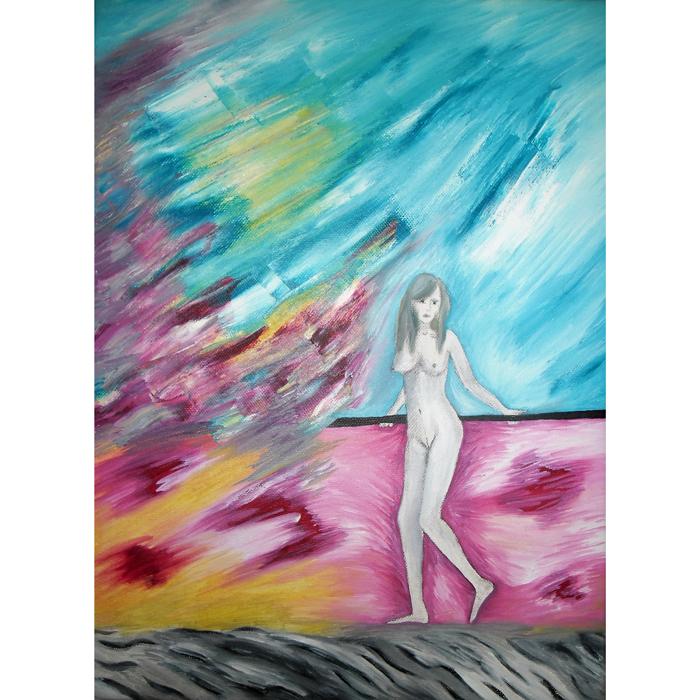 kukli, erotika, erotinis, paveikslas, abstrakti, tapyba, abstrakcija, paveikslai, menas, gediminas bytautas