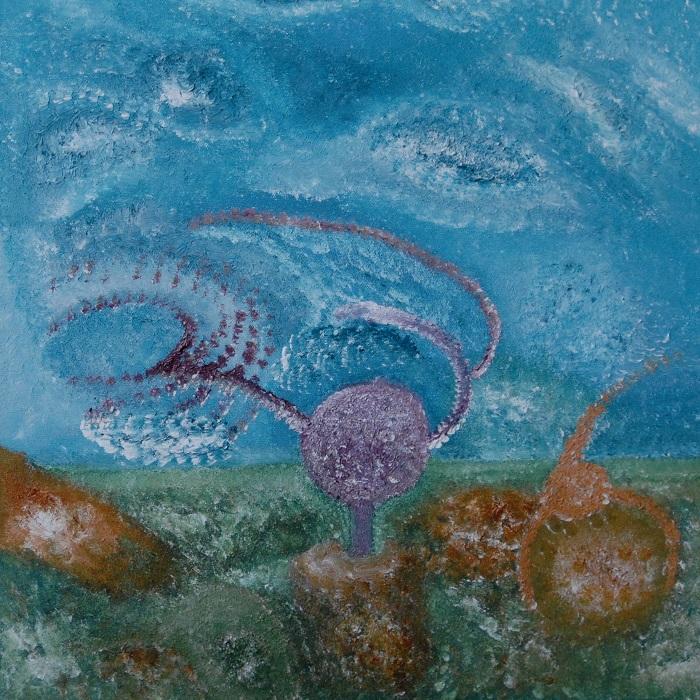 tapyba, zaismas, paveikslas, paveikslai, menas, abstrakcija, aliejine, gediminas bytautas
