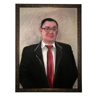 Paveikslas, portretas, vyras, tapyba, paveikslai. portrait, painting