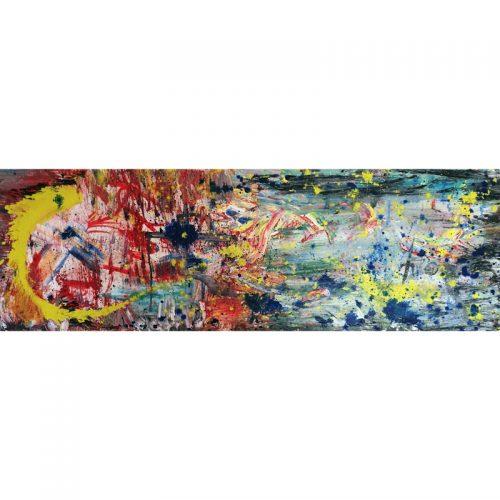 transcendentiška, paveikslas, paveikslai, aliejinė tapyba, tapyba, menas, gediminas bytautas