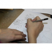 Šilko tapyba, tapyba ant šilko, šilkas, meno kursai, tapybos pamoka, tapymas, silkas, silko, silk, piešimas, eskizas