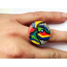 Žiedas, žiedai, papuošalas, meno kursai, papuošalai, rankų darbo, meno kursai
