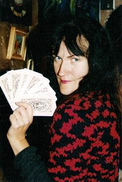 bureja, Odile, ragana, Odile Norvilaite, parapsichologe, ziniuone, burtininke, ekstrasense, magija,