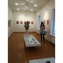 vibracija, kretingos muziejus, gediminas bytautas, Odile Norvilaite Bytautiene, ekspozicija, paroda, tapyba, grafika