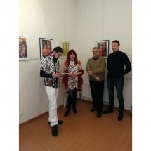 poezija, parodos atidarymas, vibracija, kretingos muziejus, Gediminas Bytautas, skaito poezija