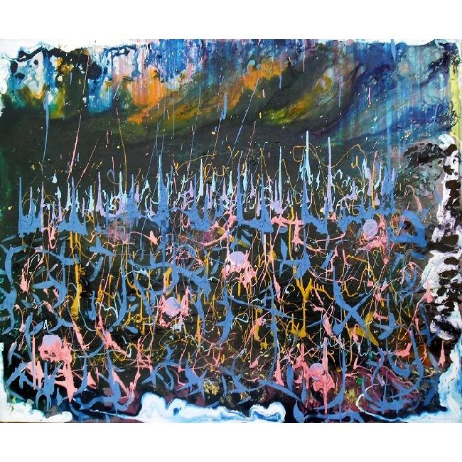 snabzdesiai, akrilu, aliejumi, tapytas, paveikslas, tapyba, abstrakcija, menas, paveikslai, gediminas bytautas, abstraktus