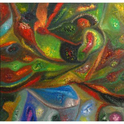 tapyba, veidas, paveikslas, paveikslai, aliejine, menas, abstrakcija, gediminas bytautas