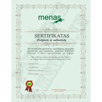 sertifikatas, menas, autentiškumo, certificate, ot authenticity
