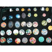 žiedai, žiedas, tapyba, papuošalai, papuošalų gamyba, rankų darbo