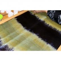 batika, šilkas, tapyba ant šilko, šilko dekoravimas, batikos kursai, batikos pamokos.