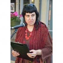 Dalia Tamošauskaitė, poetė, poezija, vidurvasario poezijos skaitymai