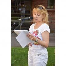 Poetė, Elena Karnauskaitė, poezija, vidurvasario poezijos skaitymai
