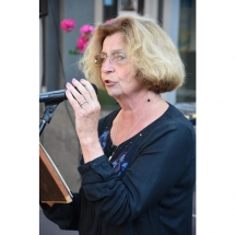 Poetė, Gerda Jankevičiūtė, poezija, vidurvasario poezijos skaitymai, Klaipėdoje, Klaipėda