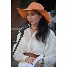 Poetė, Irena Stražinskaitė Glinskienė, poezija, vidurvasario poezijos skaitymai