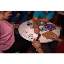 meno kursai, spalvų terapija, tapyba, tapybos pamokos, pamoka, meno terapija