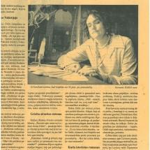 burejos, burtininkė, žiniuonė, parapsichologė, Odilė Norvilaitė, ragana, straipsnis