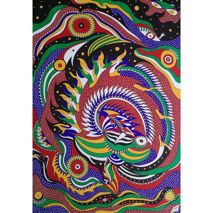 grafika, paveikslas, gyvybė, greta, oriono, cefeidės, oriono cefeides, menas, abstrakcija, paveikslai, grafikos, gediminas bytautas