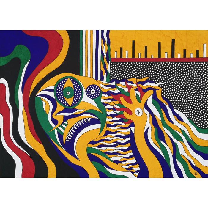 virtuozas, grafikos paveikslas, grafika, paveikslas, paveikslai, menas, Gediminas Bytautas, abstrakcija, abstraktus menas, abstraktus paveikslas